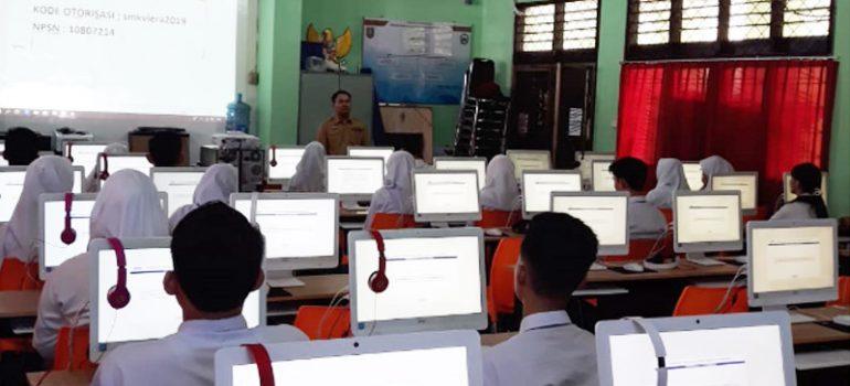 Tes TOEIC SMKN 3 Bandar Lampung