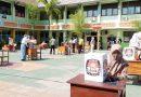 Pemilihan Ketua OSIS SMK Negeri 3 Bandar Lampung