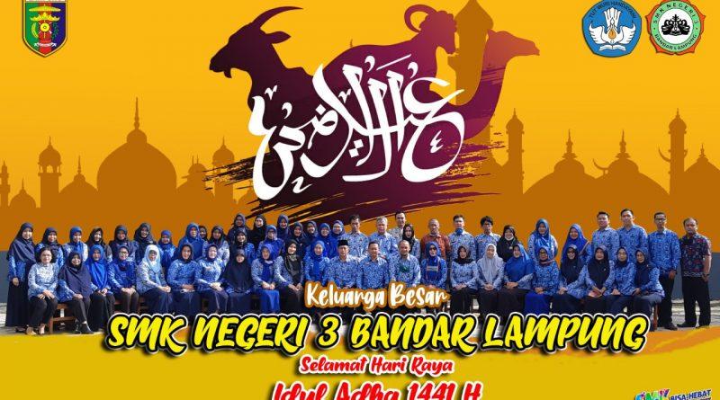 Selamat Idul Adha 1441 H/2020